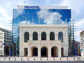 Отель Novotel Bucharest City Centre
