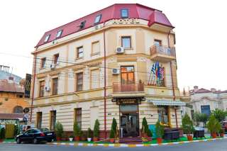 Отель Zava Boutique Hotel Central