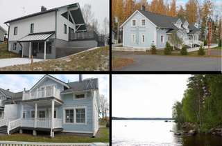 Дома для отпуска Saimaa Resort Big Houses