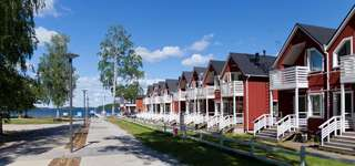 Дома для отпуска Holiday Houses Saimaa Gardens