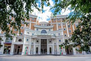 Отель Rome Palace Deluxe - All Inclusive