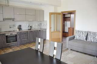 Апартаменты New 2 room appartment in the center of Almaty 144