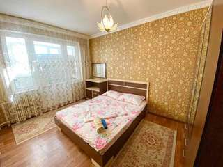 Апартаменты Cozy 3-room apartment in Aktau